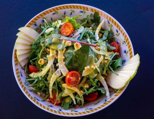 Ορεκτικά - Σαλάτες