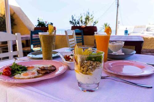 Πρωινό στο Κρινάκι